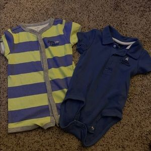 6 month boy outfits